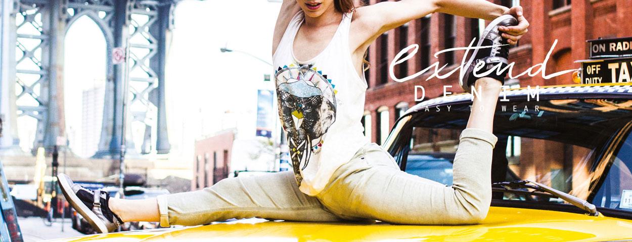 Jeans Extend Denim
