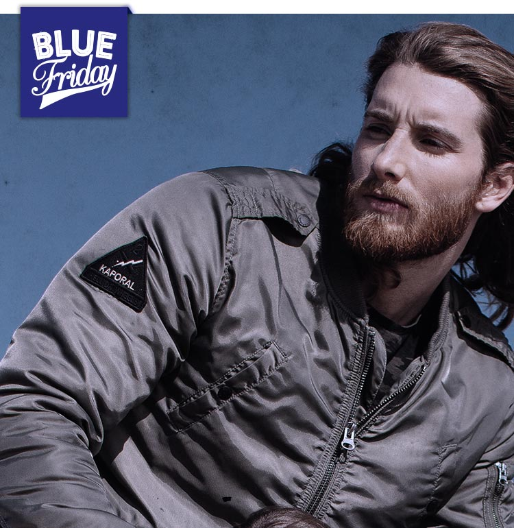 Blue friday homme