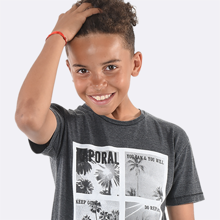 Tendance t-shirt garçon