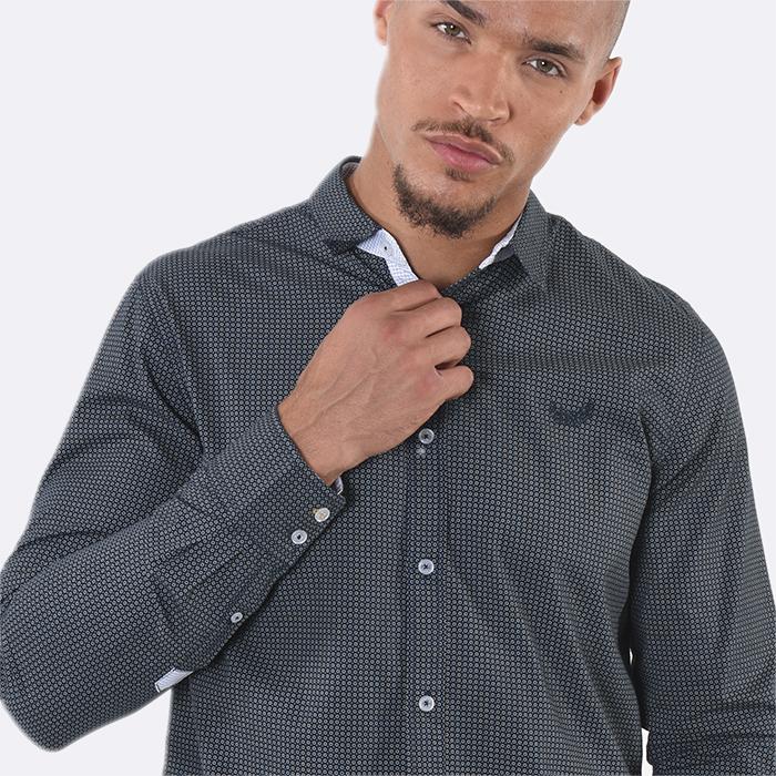Tendance chemise homme