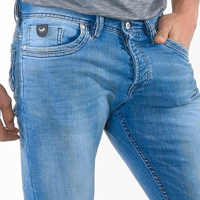 Tendance jeans homme