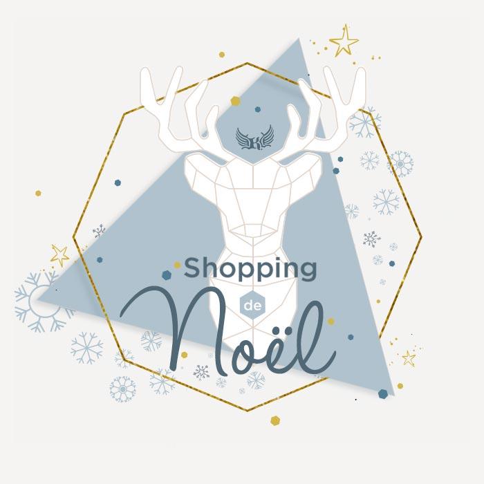 shopping de noel