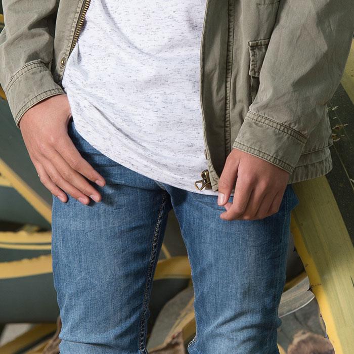 Tendance jeans garçon