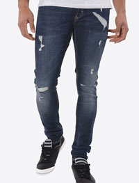 jean homme skinny