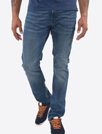jean homme straight