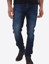 jean homme tapered