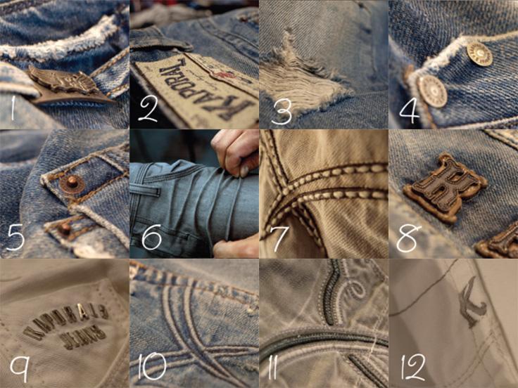Savoir Faire Kaporal Jeans