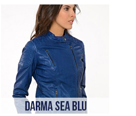 Veste Darma Sea Blue