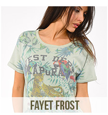 pull femme fayet frost